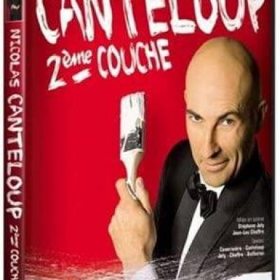 Nicolas canteloup a l olympia deuxieme couche edition 2 dvd