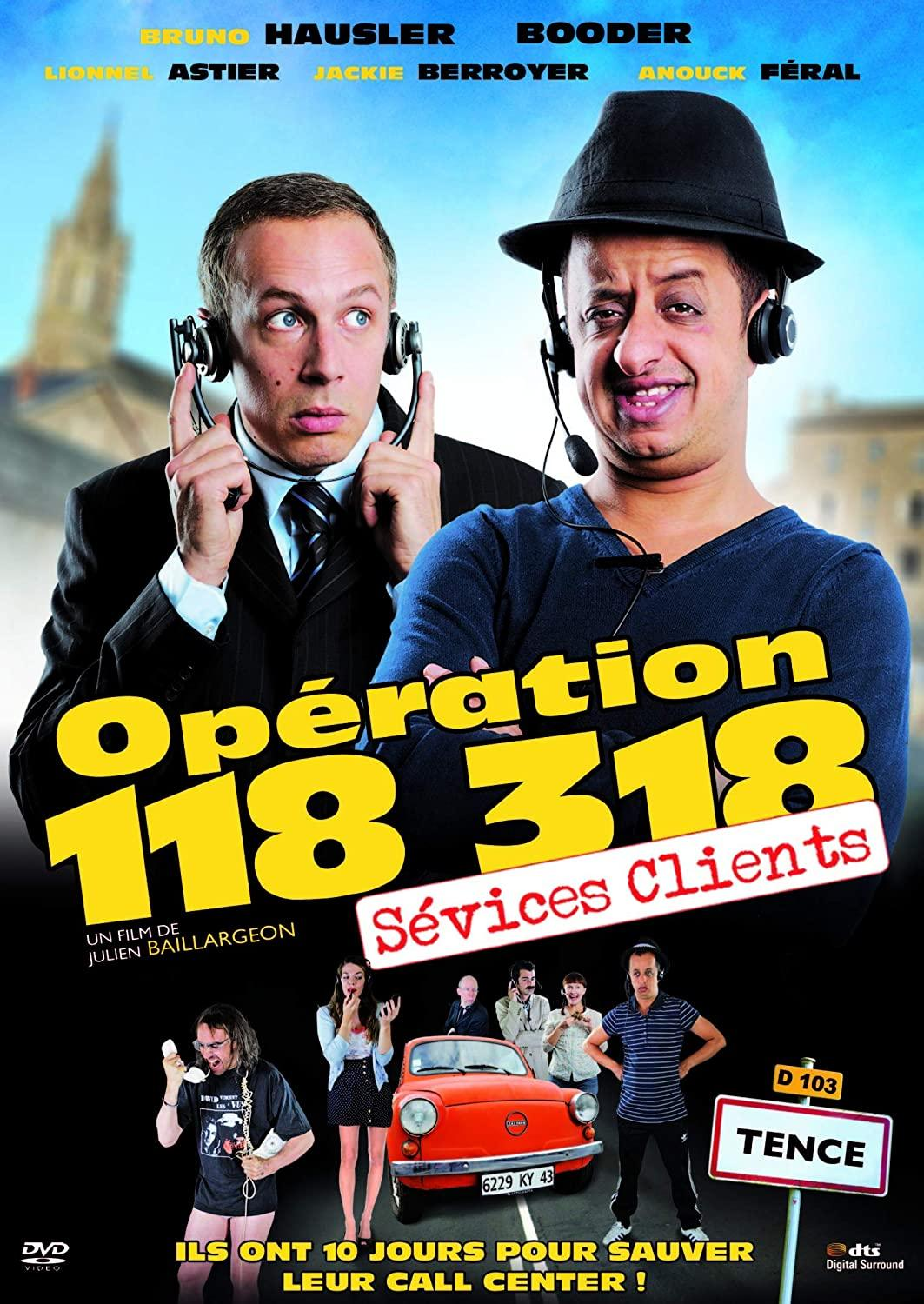 Operation 118 318 sevices clients