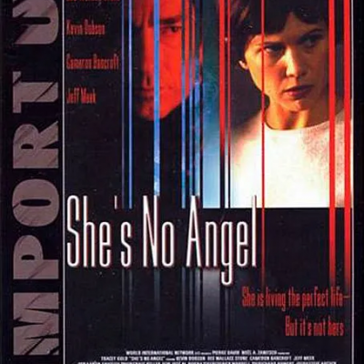 She s no angel import us dvd