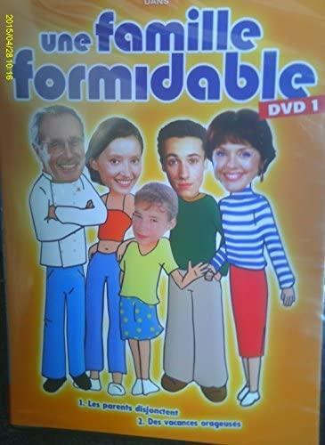 Une famille formidable dvd 1