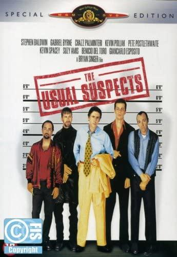 Usual suspects edition collector 2 dvd